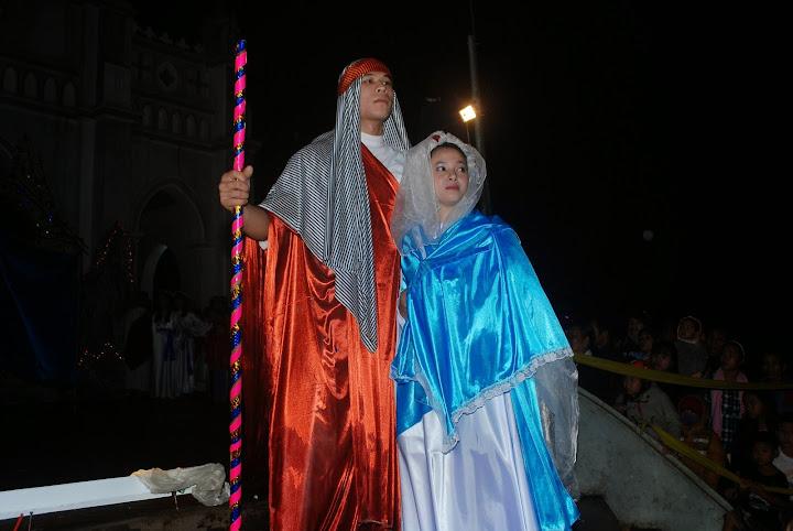 Canh thức giáng sinh tại giáo xứ Phú hòa
