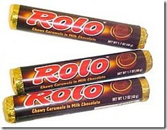 rolo candy (picture from the net)