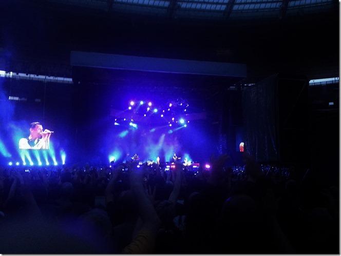 Depeche Mode, Stade de france (2)