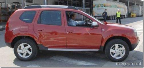Dacia Duster de goedkoopste 01