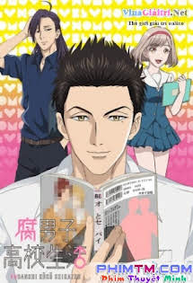 Fudanshi Koukou Seikatsu - The Highschool Life Of A Fudanshi