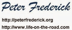 PETER FREDERICK - SIGNATURE