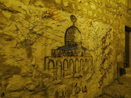 Obiective turistice Ierusalim: Moscheea de pe stanca Domului