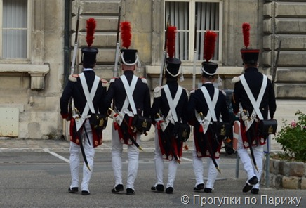Солдаты Наполеона