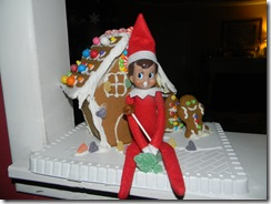 Gingerbread house 058