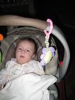 Babysitting Violet