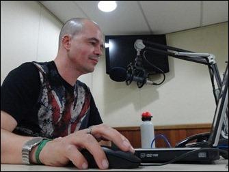 Padre Beto na radio