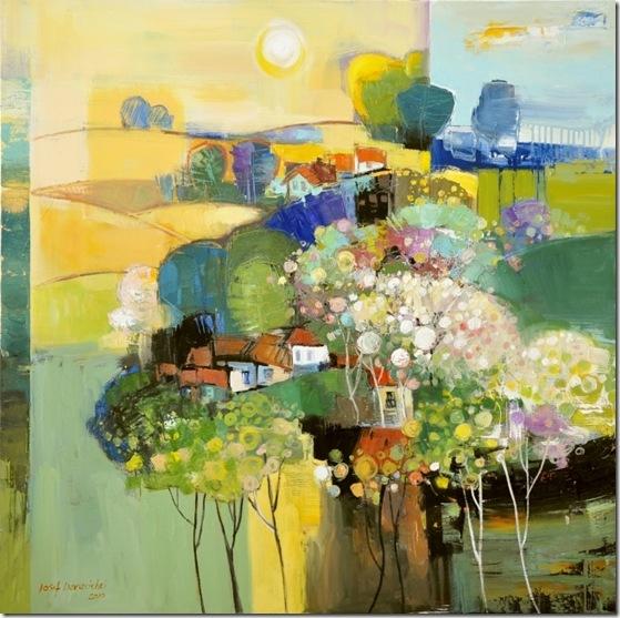 Beautiful morning-Iosif Derecichei-Enkaustikos