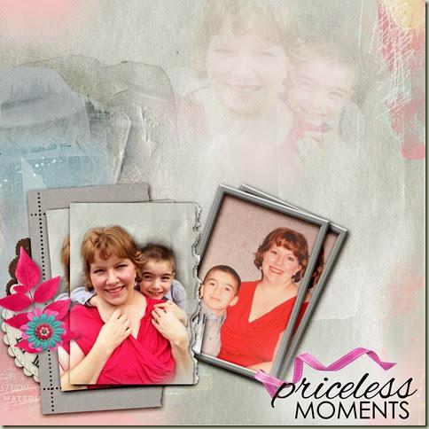 Precious Moments-Mom Prom