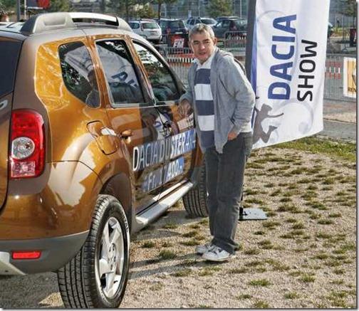 Dacia Raclette Zwitserland 09