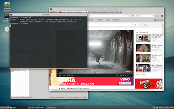Linux Mint 15 LXDE Unofficial