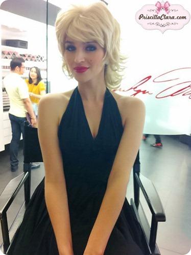MAC Mascara Marylin Monroe Priscilla Clara beauty blog 99