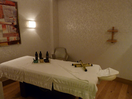 Eforea Spa in Hilton Oradea