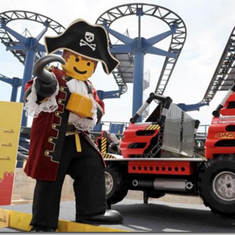 Daddy ku .. Legoland Malaysia dah nak siap  eh ?