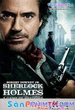 Sherlock Holmes 2: Trò Chơi Của Bóng Đêm