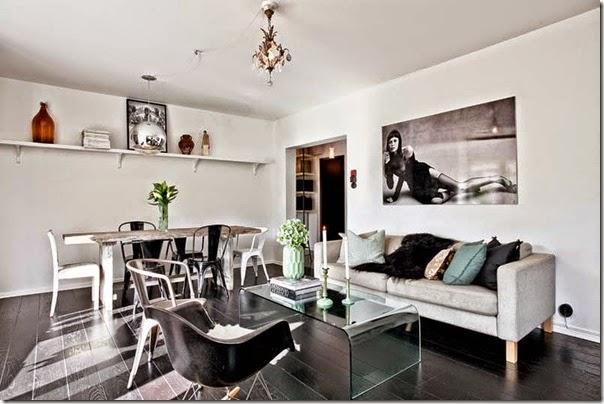 case e interni - stile nordico - vintage (3)