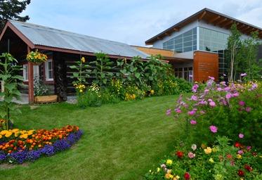 the Fairbanks Visitor Center