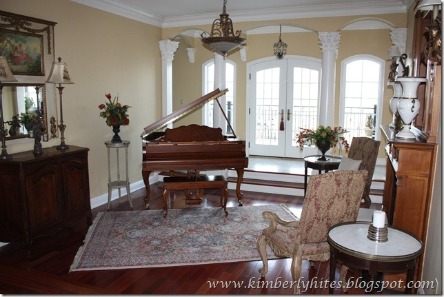 music_room-3_thumb French Country Style with Bluegrass living Home tour