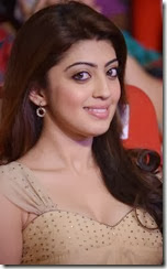 Praneetha Latest Photos @ Pandavulu Pandavulu Tummeda Audio Release