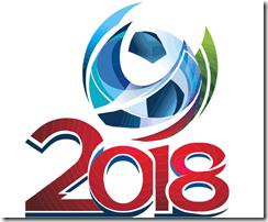 Copa Russia 2018 logo