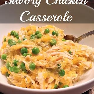 Chicken Casserole Coconut Cream Recipes