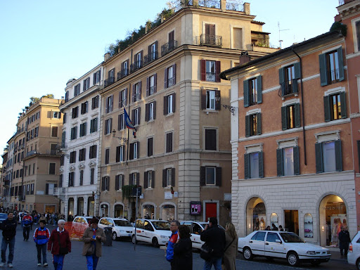 More Italian buildings.
