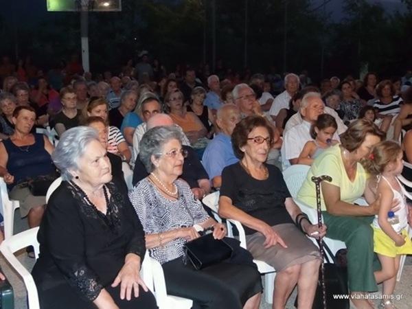 Ζερβάτα: Μια υπέροχη εκδήλωση μνήμης από το Τοπικό Συμβούλιο και τον Σύλλογο του χωριού.