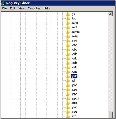pdf key value
