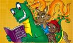 concurso de desenhos america fogofino personagens folclore brasileiro