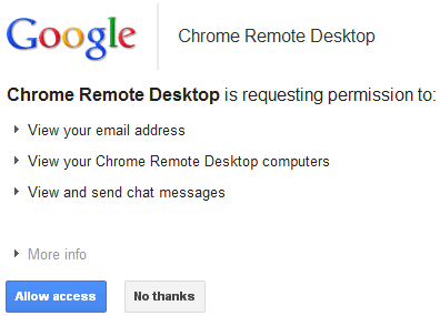 How To Remote Control PC Using Google Chrome