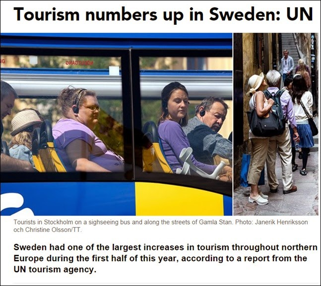 tourism-Sweden