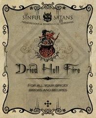 Dried Hellfire