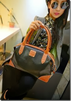 U2051 (Black) 190.000 - PU Leather, 33x23x13, 0.7kg