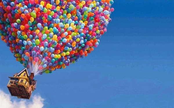 2- 9 milhões de balões