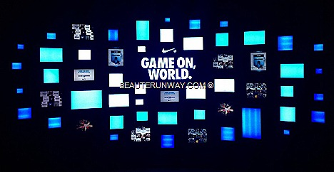Nike Game On World #gameonworld run threadmill Singapore,  Malaysia Thailand Philippines Indonesia challenge  pit country against country total miles clocked via Nike  Running apps iPhone Android Runners NIKE Lunar Run to GIVE