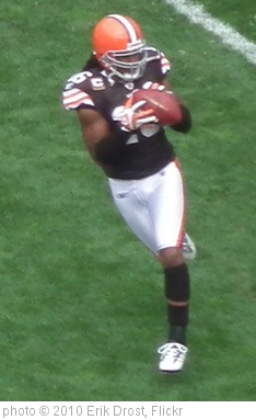 'Josh Cribbs' photo (c) 2010, Erik Drost - license: http://creativecommons.org/licenses/by/2.0/