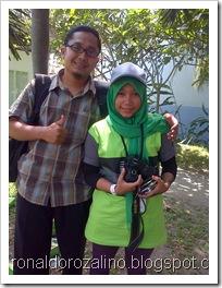 Bersama Siswa Kreatif, Peserta  Festival Lomba Seni Siswa Nasional, FLS2N dari Riau (5)