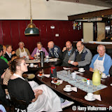 Presentatie nieuwe keuken bij Eetpunt de Samenleving - Foto's Harry Wolterman