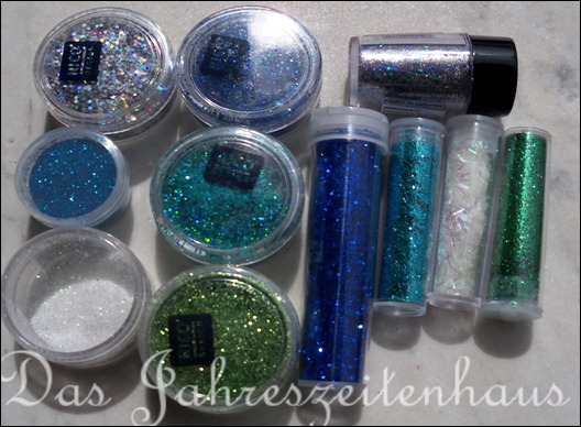 DIY Glitter Mix 7