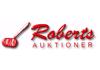 roberts auktioner-logo