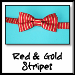Red & gold stripe