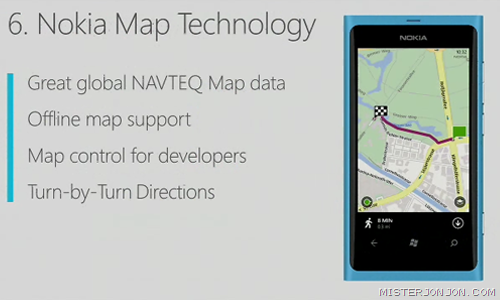 Windows Phone 8 Maps