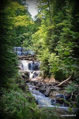 Big Sable Falls