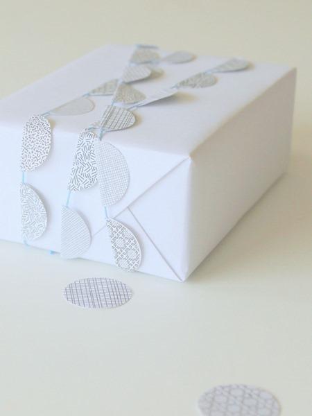 Recycle Gift Wrap via homework (12)