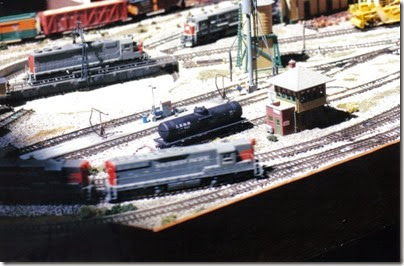 16 LK&R Layout at the Three Rivers Mall in April 1995