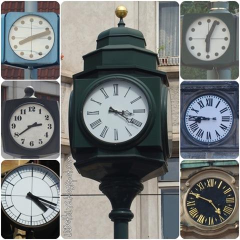 Står tiden stille i Prag?