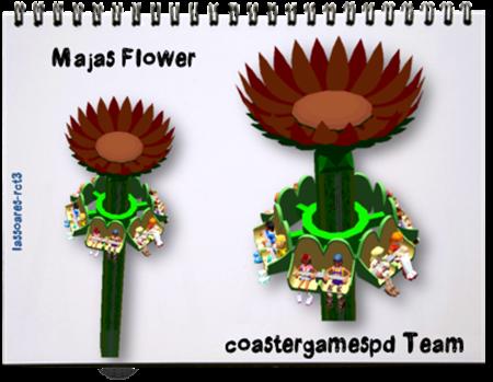 CFRs Majas Flower (coastergamespd Team) lassoares-rct3
