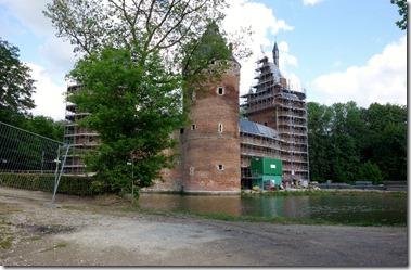 kasteel van Beersel ベールセル城