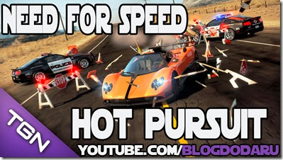 Need for Speed Hot Pursuit: Gameplay
