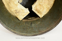 German WWI helmet